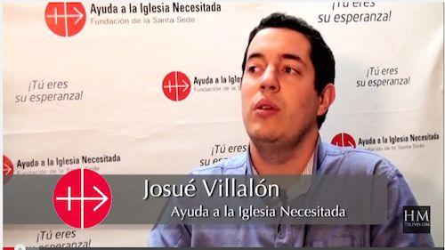 Tras las huellas del nazareno: Testimonio de Josué Villalón