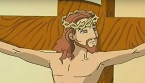 Via Crucis para niños. Parte 2